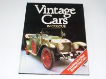 Vintage Cars In Colour (Harding 1981)